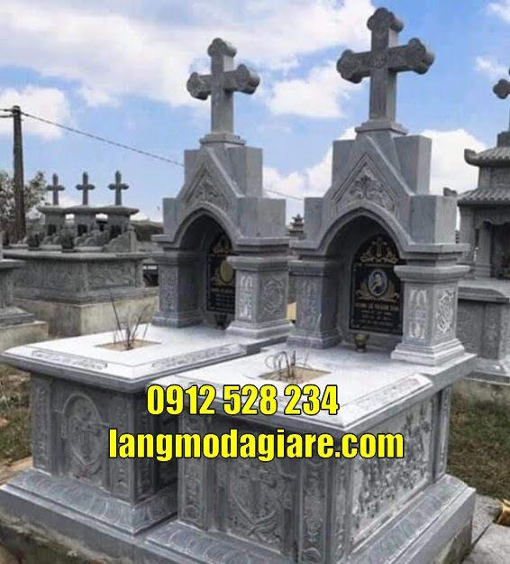 mẫu mộ của người theo đạo đẹp