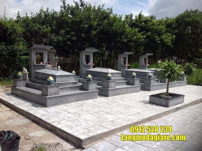 mẫu mộ đơn giản đẹp nhất