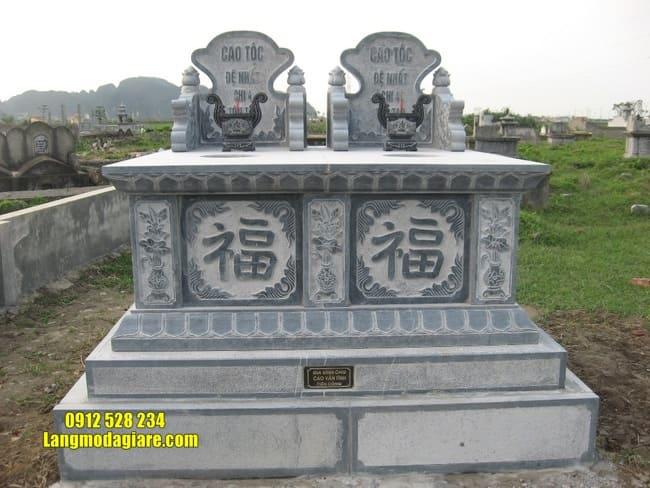 các mẫu mộ đá đẹp