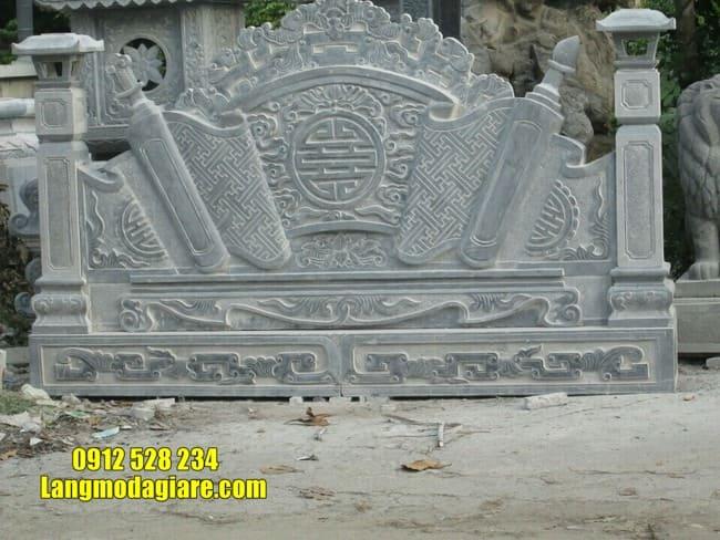 cuốn thư đá đẹp tại Vĩnh Phúc