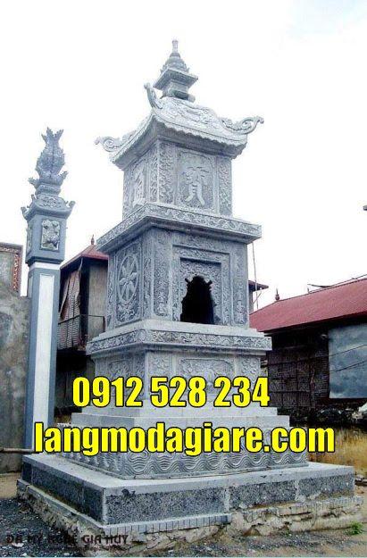 mẫu tháp mộ đẹp để tro cốt bán tại an giang