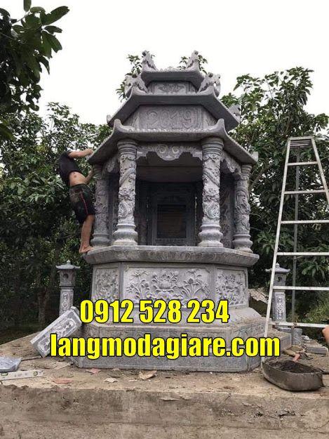 bán và lắp đặt mẫu tháp mộ để hài cốt tại Đồng Nai tháp cất tro cốt