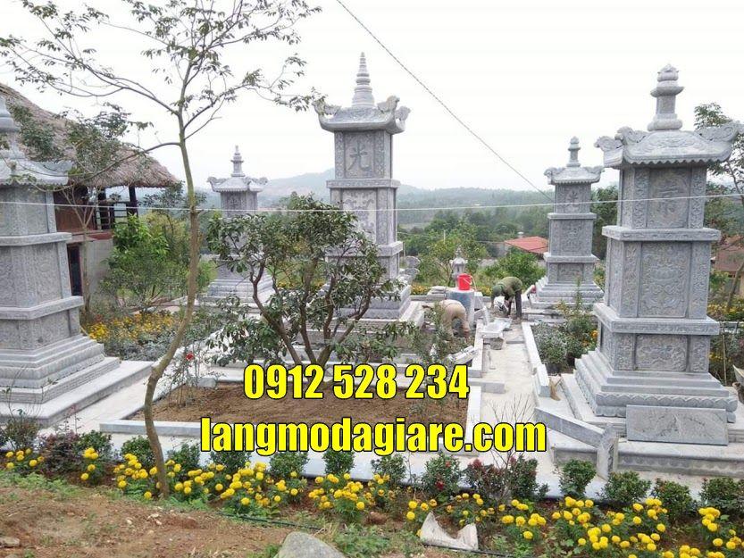 mẫu mộ tháp phật giáo đẹp bán tại Tây Ninh