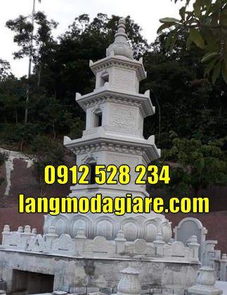 Mẫu tháp mộ đẹp để hài cốt tại Ninh Thuận