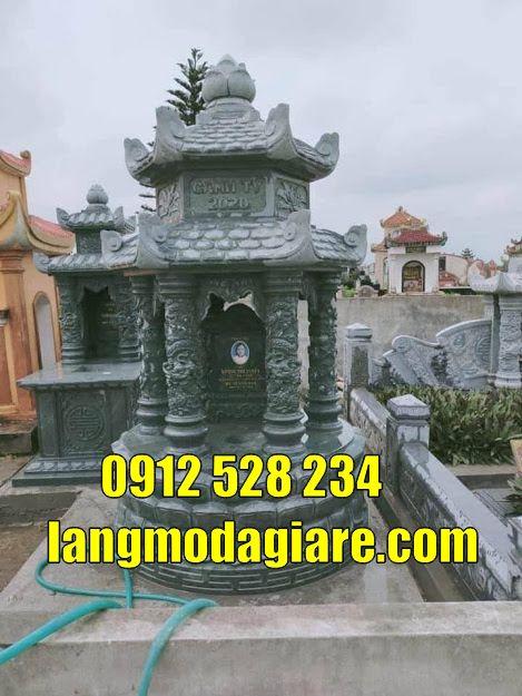 mẫu tháp mộ đẹp để tro cốt tại Bà Rịa Vũng Tàu mộ tháp phật giáo