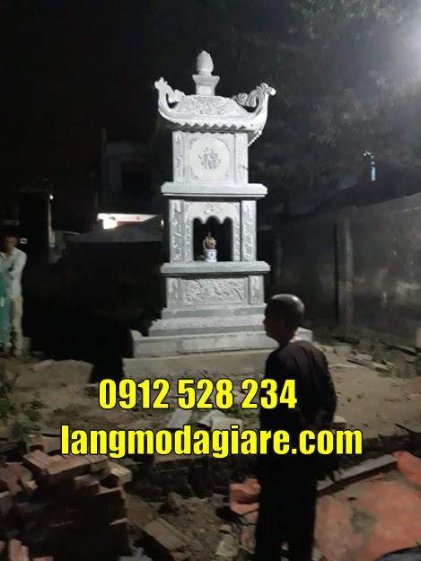 mẫu tháp mộ đẹp để tro cốt tại quảng ngãi