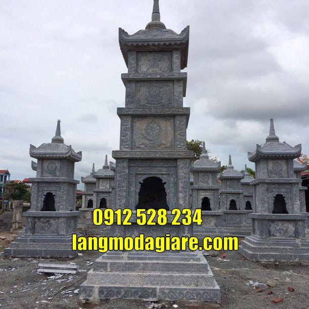 tháp mộ để tro cốt