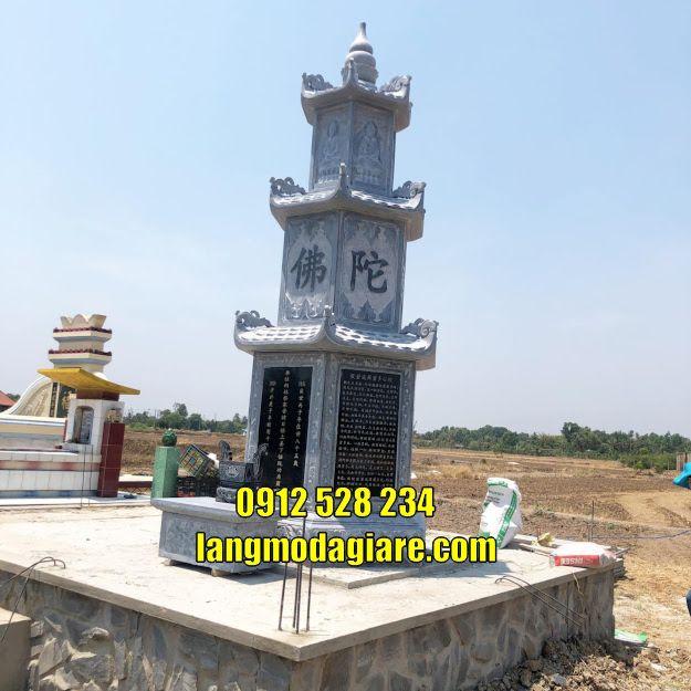xây tháp để hài cốt tại phú yên