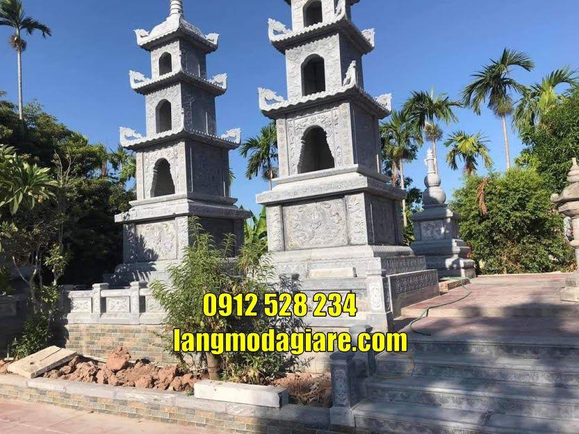 Mẫu tháp cất tro cốt bán tại Đà Nẵng Tháp Chuông
