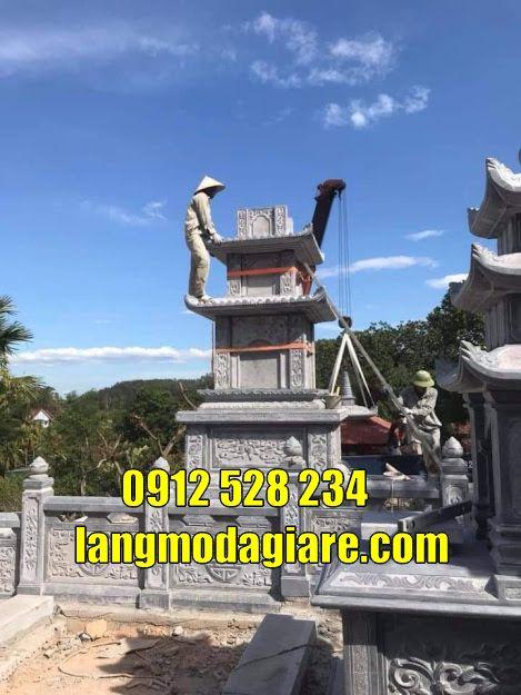 Tháp cất tro cốt tại Sài Gòn mẫu bảo tháp đẹp