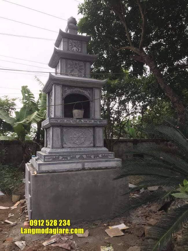 Tháp mộ đẹp tại Khánh Hòa