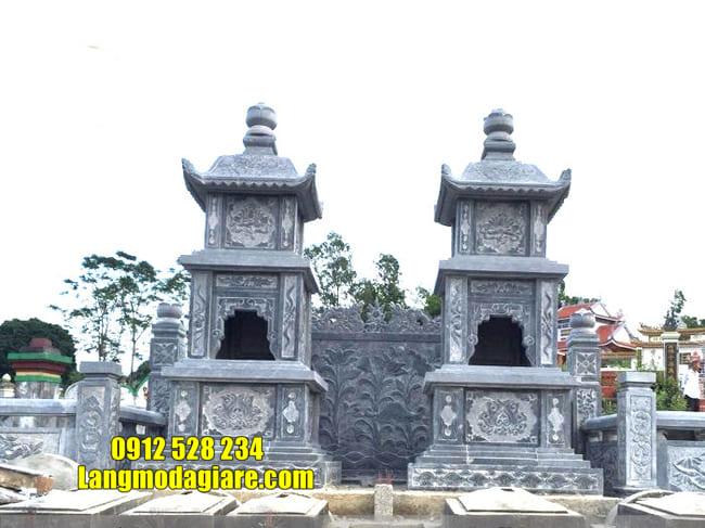 Tháp thờ cốt tại Khánh Hòa