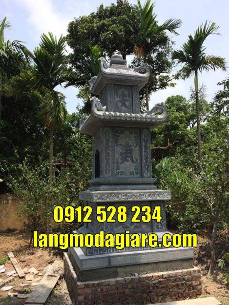 Địa chỉ bán mẫu tháp mộ phật giáo đẹp bằng đá tại Sài Gòn Bảo Tháp