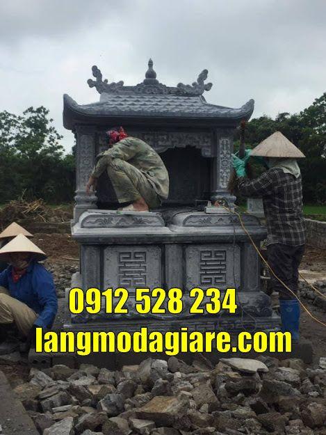 mẫu mộ đôi đẹp bán tại Trà Vinh