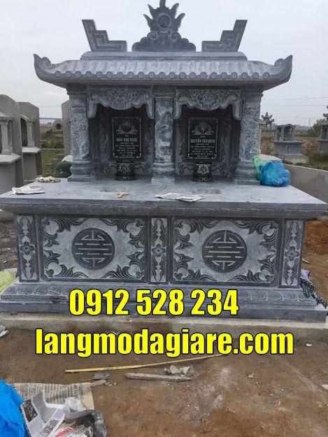 mẫu mộ đôi đẹp chất lượng cao bán tại Vĩnh Long