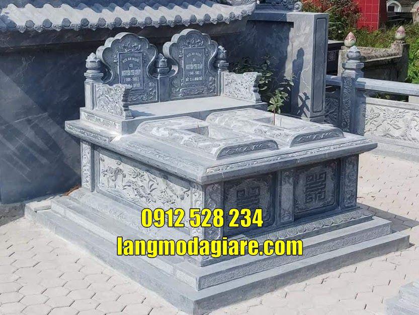 mộ đá đôi bán tại Kiên Giang