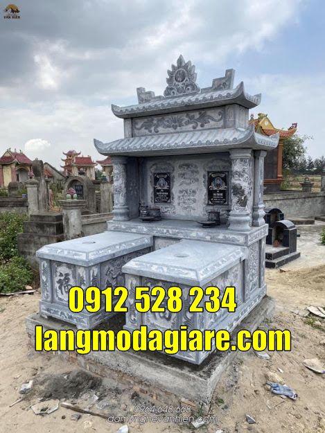 mộ đá đôi bán tại Tiền Giang