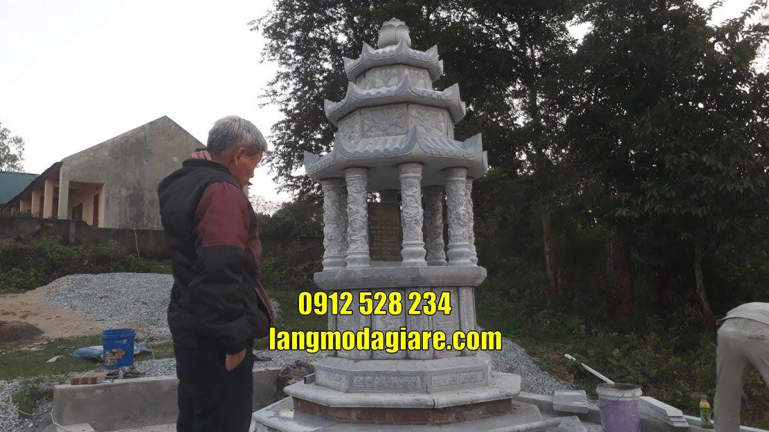 mẫu tháp cất tro cốt đẹp bán tại Long An