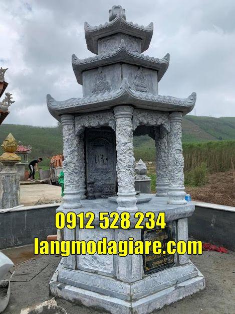 tôn sư tháp tại Gia Lai- Tháp chuông