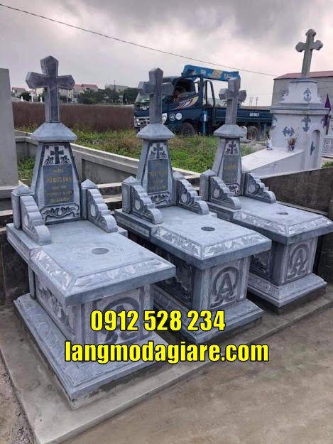 Mẫu mộ công giáo đẹp thờ tro cốt bán tại Tiền Giang