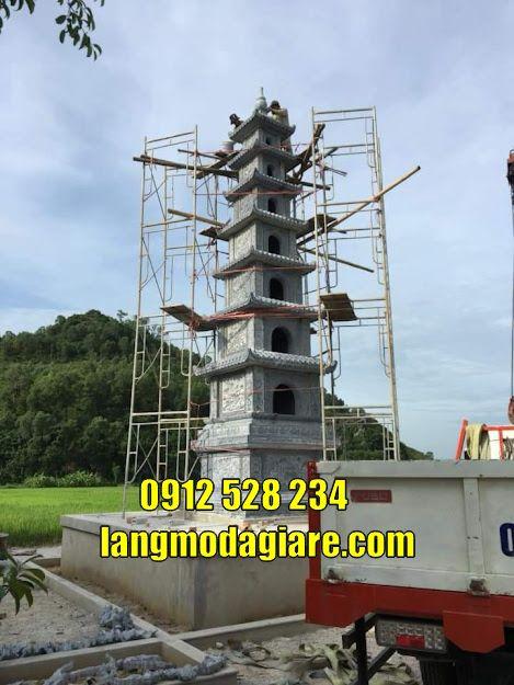 Mẫu tôn sư tháp thờ tro cốt bán tại Tiền Giang